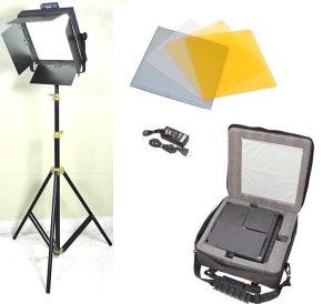 WestCam Bi Color LED 1000 CAMTREE Reflektor kit