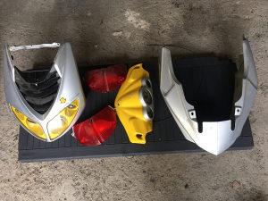 Plastike za Peugeot speedfight 2