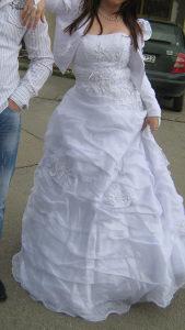 Vjenčanica bijela