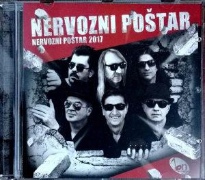 CD NERVOZNI POSTAR ALBUM 2017 BN MUSIC SABOVIC