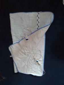 deka - pokrivać na el. struju