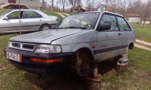 Dijelovi za Subaru Justy