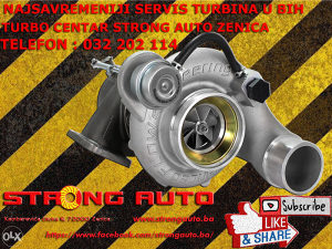 Turbina BMW 175 kW 032 202 114