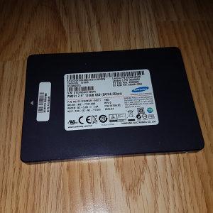 SSD Disk 128 GB Samsung MZ-7TE1280