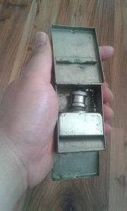 antikvitet kutija za...?