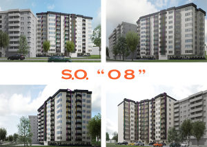 Plaćanje na rate! Dvosoban stan 52,84 m2 Tuzla