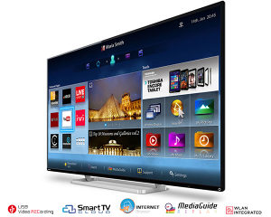 "TOSHIBA 47"" WI-FI SMART 3D  LED TV FULL HD DIGITALNA"