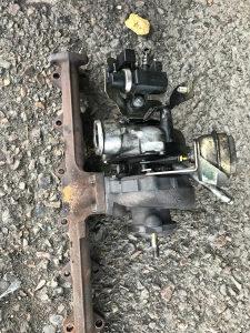 Bmw e39 TURBINA 3.0D 142kw 530D turbo