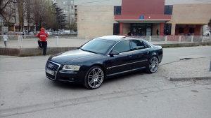 Audi A8 4.2 qvattro = brc plin, Moguca zamjena