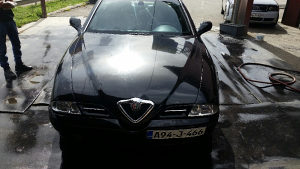 Alfa Romeo Alfa 166 Alfa 166