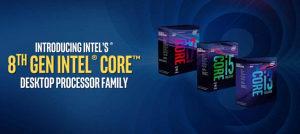 CPU LGA1151 v2 Intel Core i3 8100 3.6GHz Coffee Lake