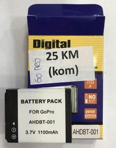Baterija za kameru GoPro Hero 1 2 Hero1 Hero2 AHDBT-001