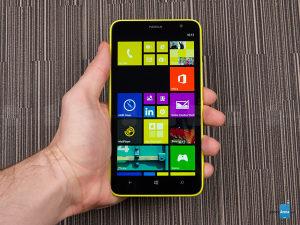 """Nokia Lumia 1320    6"""" inca ekran"""