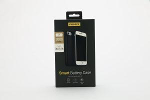 PISEN Baterija maska 3000mAh za iPhone 6/7/8