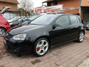 VW GOLF 5 GTI 5 VRATA UVOZ CH
