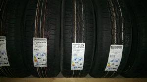 225/65 R17 Bridgestone D687 - Toyota RAV4 PRVA UGRADNJA