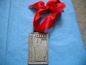 Medalja Karate 2014. god - Noć šampiona