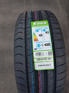 SAVA INTENSA 225/50/R17 UH P2 XL FP 98Y
