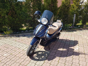 Piaggio Beverly 300ie Tourer