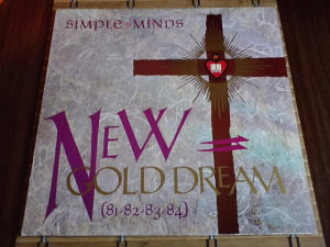 Simple Minds ‎– New Gold Dream (81-82-83-84) lp