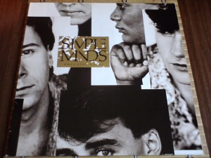 Simple Minds ‎– Once Upon A Time lp