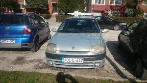 Renault clio 1,9 dizel
