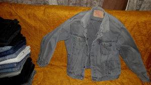Levi*s jeans jakna siva