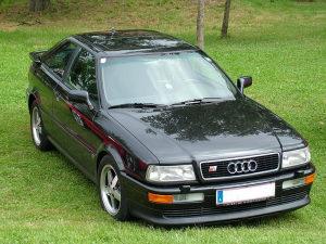 Audi S2 80 coupe limuzina quattro