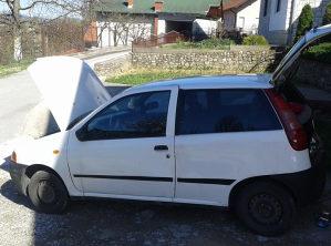 Fiat Punto 1.1 BEZ ULAGANJA!