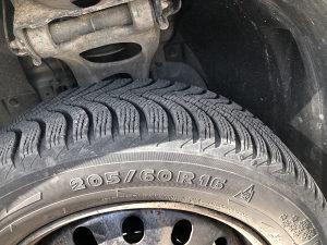 Zimske gume Michelin 205/60 R16