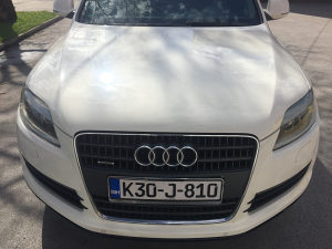 Audi Q7 4.2 FSI Moze zamjena