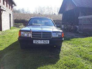 Mercedes 190D w201 2.0d