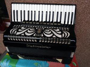 Harmonika Weltmeister Caprice 120 bas