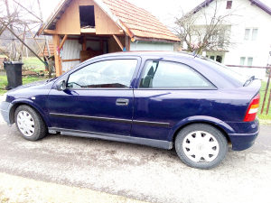 Opel Astra zamjena za 4x4