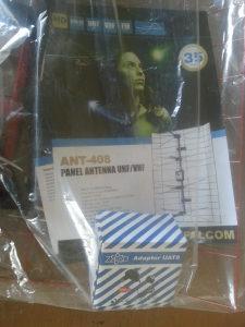 PANEL ANTENA UHF/VHF