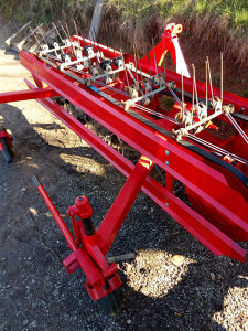 Grabilica traktorska