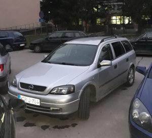 Opel Astra G 2.0 DTL u kvaru registrovana DETALJNO