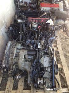 Motor dizne turbina 170 cdi A classa klasa