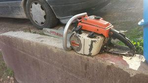Motorka stihl 041