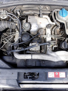 Turbina AUDI A4.A6.A8.PASSAT 5+2,5 TDI