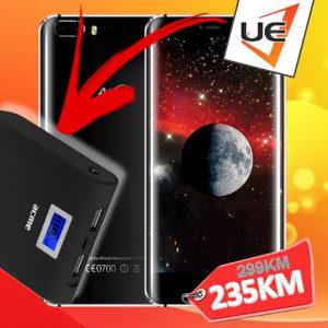 AllCall Smartphone Rio S Black+🎁 🎁 2 POKLONA