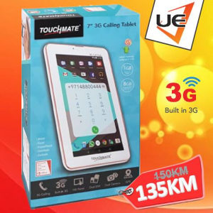 "Touchmate Tablet TM-MID794 7"" 3G White"