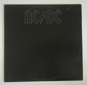 AC/DC - Back In Black LP