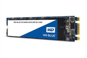 WD Blue 3D NAND 2000GB SSD Novo!!!