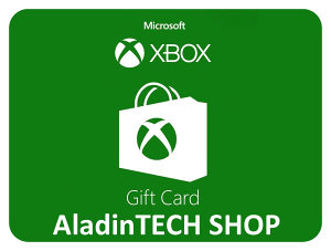 XBox One - 360 / Live Gift Card EU - US / KARTICE