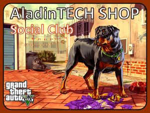 GTA V - 5 / Grand Theft Auto V - 5 / SOCIAL CLUB