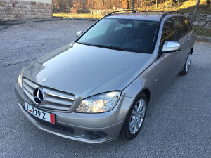 Mercedes C 200 C 220 CDI Blue efficiency 2008 GOD