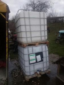 Cisterne,bacve 1000litara