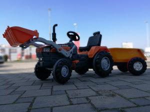 PILSAN Bager/traktor na pedale - visokokvalitetno l NOV