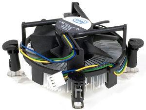 Intel CPU Cooler 775 socket
